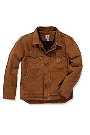 Carhartt giacca abbigliamento for Amazon offerte abbigliamento