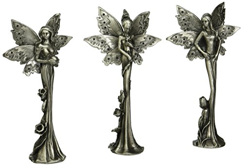 design-toscano-natures-fairies-sculptural-fine-pewter-collection-set-includes-tulip-daffodil-and-ros