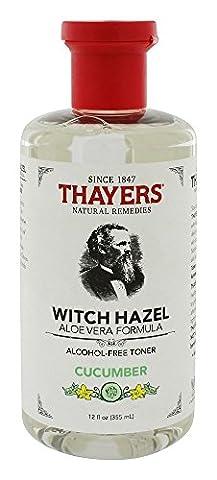 Hamam_lis, sans alcool Toner, Aloe Vera Formula, concombre - Thayers