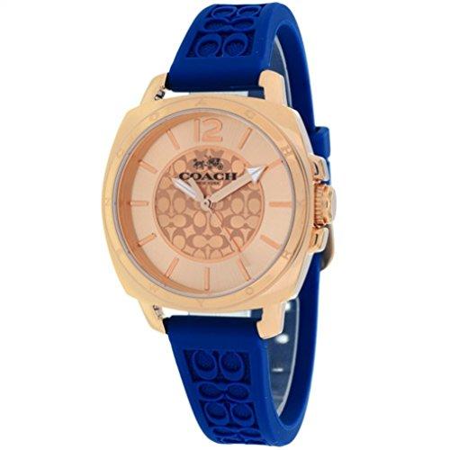 Coach Damen-14502095Freund Rose Gold Ton - Uhren Gold Frauen Coach