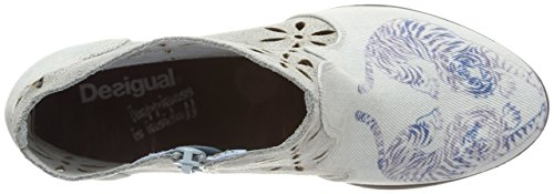 Desigual Shoes_Cris Tigers, Stivaletti Donna Blu (5096 Starlight Blue)
