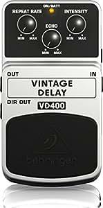 Behringer VD400 Vintage Delay Effects Pedal