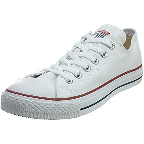 Converse Converse OX LO - Zapatillas de Lona para mujer Blanco blanco