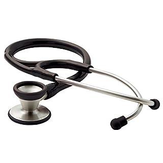 ADC 602 Black Cardiology Stethoscope
