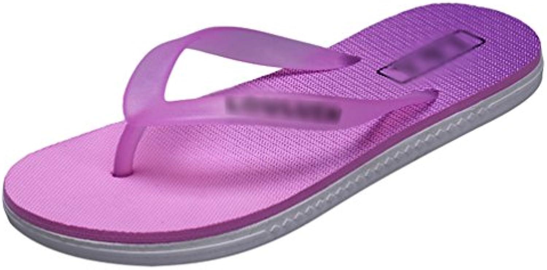 Yiiquanan Sandalias para Hombre, Verano de los Flip-Flops del Stile Casual para el Baño o la Playa