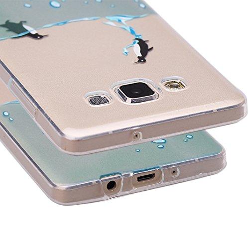 iPhone 6s,per Apple iPhone 6 Custodia Slim,Asnlove Custodia Cover Case in TPU Gel Silicone Transparente Sarto Personale Protecttive Back Shell Cellulare Accessori di Protettiva Cassa Caso in Premio Po Color-3