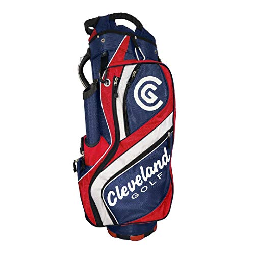 ght Cart Bag Navy/Red/White ()