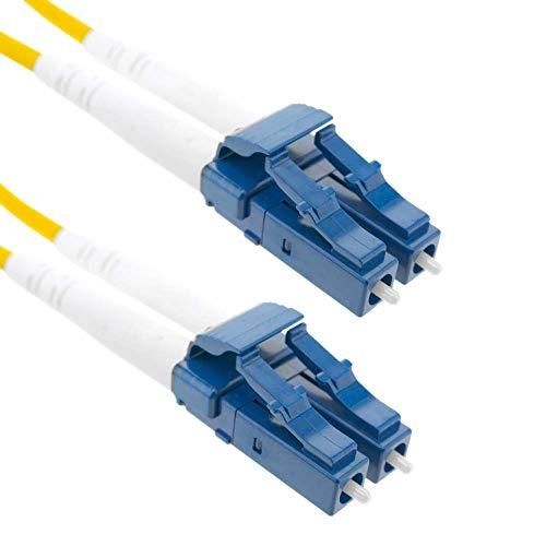 Cablematic LWL-Kabel LC LC-Duplex Singlemode 9/125 von 25 m -