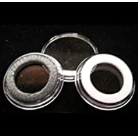10 White Ring Type 16mm Air Tite Coin Holders for 1/10oz Gold Eagles by Air-Tite