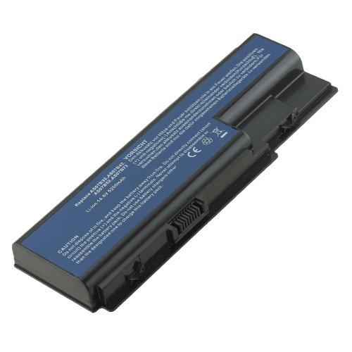 Akku 5200mAh 14,4V für Notebook Acer Aspire 8735G