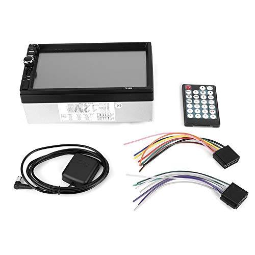 Qinlorgo 7-Zoll-MP5-Player TF MP3 FM-Radio Autoradio Bluetooth Driving Recorder Navigation Kamera anzeigen Asf Video Converter