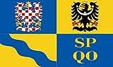 U24 Flagge Fahne Olmütz Region 90 x 150 cm