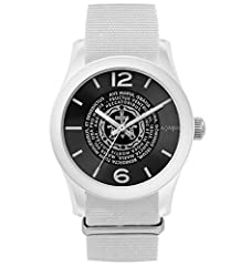 Idea Regalo - Orologio Ave Maria, Colore: Bianco - Amen Collection