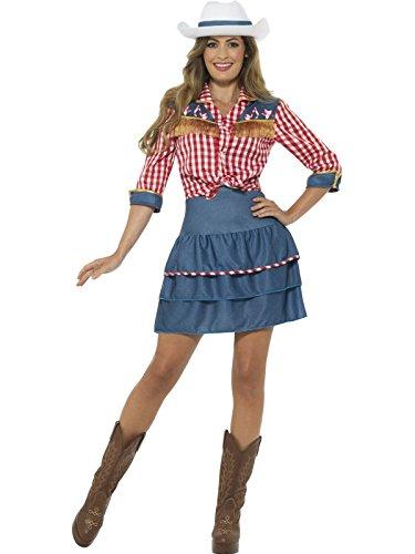 Smiffys, Herren Huckepack Pferd Kostüm, Einteiler mit Beinen, One Size, Braun, (Pferd Kostüm Beine)