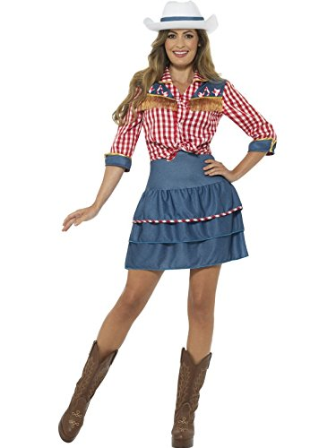 SMIFFYS 24648L Rodeo Doll costume l