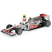 Vodafone McLaren Mercedes - Modellino di Mc Laren, Lewis Hamilton, GP del Canada, scala 1:43