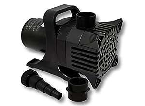 Jebao EGP-18000 Eco Pompe de bassin ou Cours d'eau 18000l/h 220W