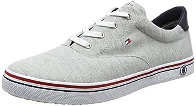 066b1b3fcf9b8 Tommy Hilfiger Damen E1285LIZA 3D1 Sneaker Grau (Light Grey 007) 36 EU