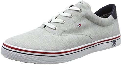 Tommy Hilfiger Damen E1285LIZA 3D1 Sneakers Grau (Light Grey 007) 37 EU