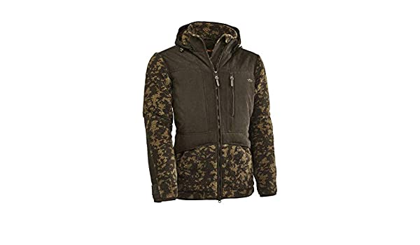 Blaser Argali 3.0 Fleece Jacke Terra Unique Fleecejacke