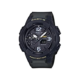 Casio Baby-g Analog-Digital Black Dial Women's Watch – BGA-230-3BDR (B171)
