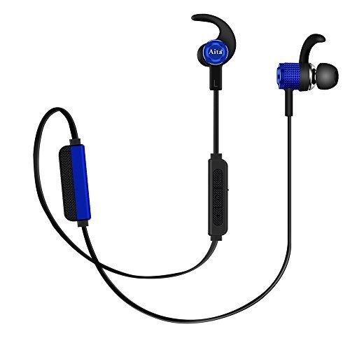auricolare bluetooth senza fili Aita BT72 Bluetooth 4.2...