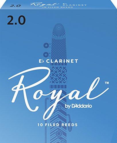 Royal Blätter für Eb-Klarinette Stärke 2.0 (10 Stück)