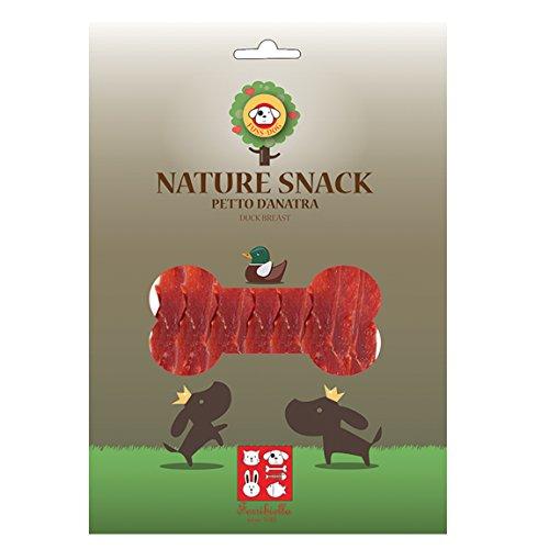 Nature Snack Petto d'Anatra per Cani (100gr)