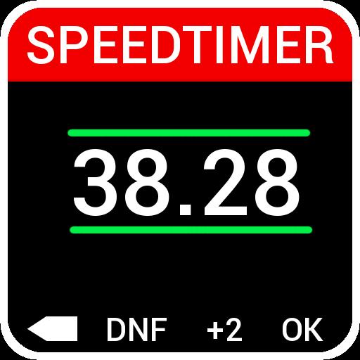 Speedtimer (Zeit-cube-uhr)