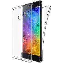 XiaoMi Mi Note 2 Silicona Funda Trasera Carcasa Cubierta de Excelente Absorción de Golpes, TPU Case para XiaoMi Mi Note 2