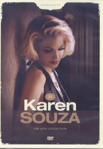Karen Souza - The Live Collection