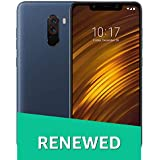 (Renewed) Mi Poco F1 (6GB+64GB, Steel Blue)