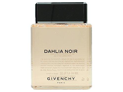 Givenchy Dahlia Noir femme/woman, Duschgel 200 ml, 1er Pack (1 x 0.402 kg) - Noir Gel Parfüm