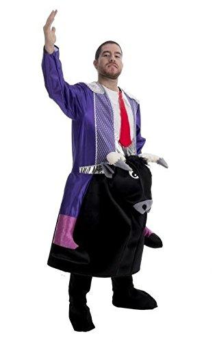 Erwachsene Toto Kostüm Für - Kostüm Torero Über Toro - Unisex, L
