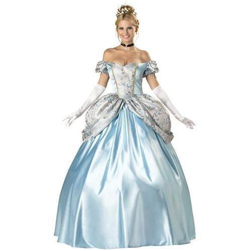 In Character Costumes Kostüm Cinderella Elite (Erwachsene Kostüm Cinderella)