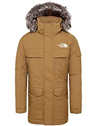 The North Face Mc Murdo Parka Chaqueta De Plumón, Hombre, Beige (British Khaki), L