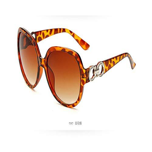 Sportbrillen, Angeln Golfbrille,New Fashion NEW Ladies Vintage Sunglasses Women Brand Designer Gradient Lens Travel Big Frame Sun Glasses Oculos De Sol C2