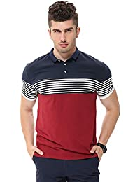 fanideaz Men's Regular Fit Polos