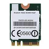 Luoartsu Outil de réseau Mini Carte réseau WiFi, Double Bande 2.4G / 5G 433Mpbs...