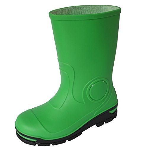Muflon Kids Boys Girls Wellies Rain Boots Unisex children Wellington Boots