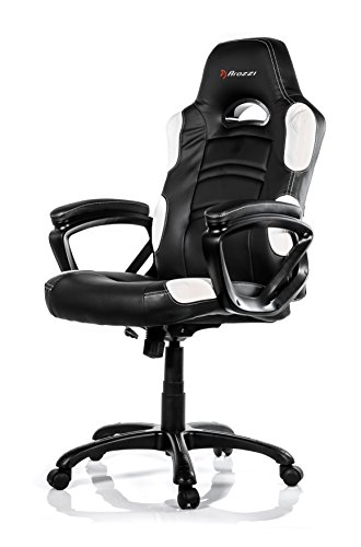 Preisvergleich Produktbild Arozzi Gaming Stuhl ENZO schwarz/weiß