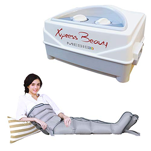 MESIS Pressoterapia estetica Xpress Beauty con 2 Gambali e Kit Slim Body