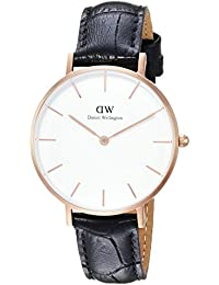 ecef51f740a8 Daniel Wellington Classic Petite Analog White Dial Women s Watch-DW00100173