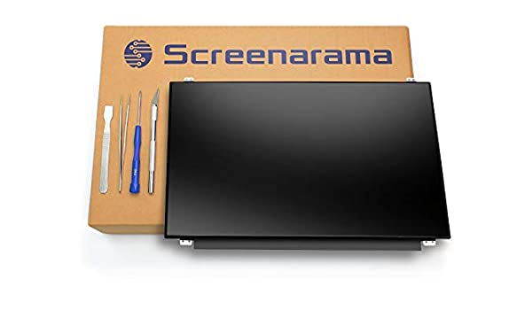LCD LED Display with Tools Matte FHD 1920x1080 SCREENARAMA New Screen Replacement for N173HHE-G32 REV.C1 120Hz