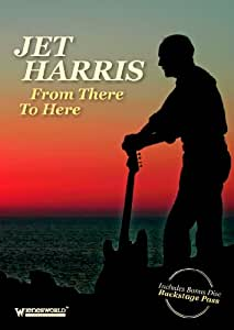 Jet Harris - From There To Here [DVD]