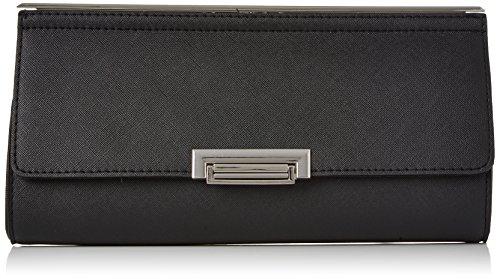 New Look Mila Flip Lock, Pochettes femme, Black, 6.5x16x28 cm (W x H L)