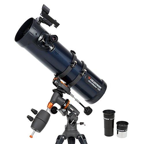 Celestron Telescopio AstroMaster 130 (Importado de Reino Unido)