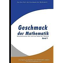 Konzentrieren Sie sich auf das Set Theory (Band 1): Geschmack der Mathematik