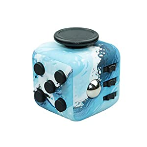 Walwh Relieves Stress and Anxiety Cube Edc Fidget Toy for Children and Adults