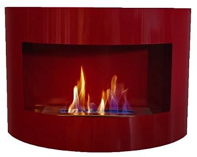 Design Fireplace RIVIERA Deluxe Bio Ethanol Gel Fire Place